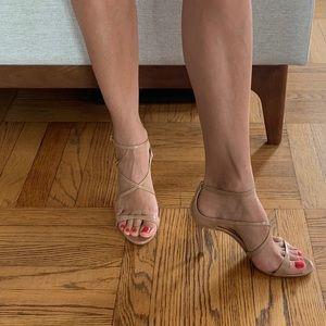 Miu Miu nude heels